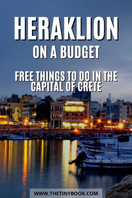 Great free things to do in Heraklion, Crete