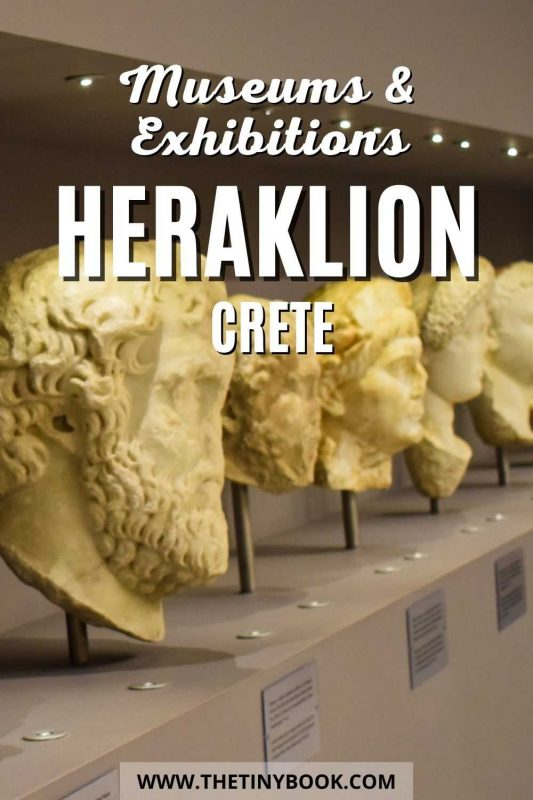 Top Museums and Exhibitions in Heraklion, Crete