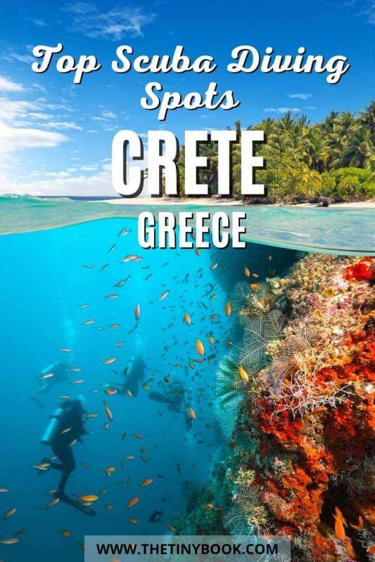 Top Spots for Scuba Diving in Crete