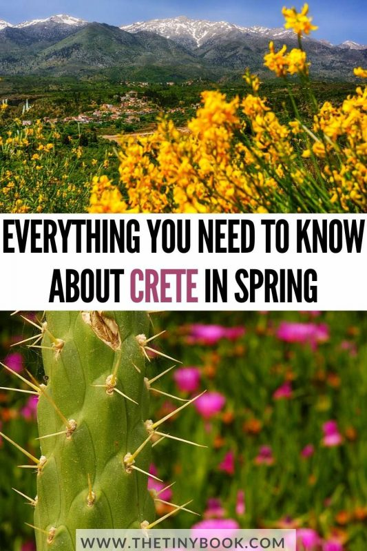 Best things to do in Crete in Spring