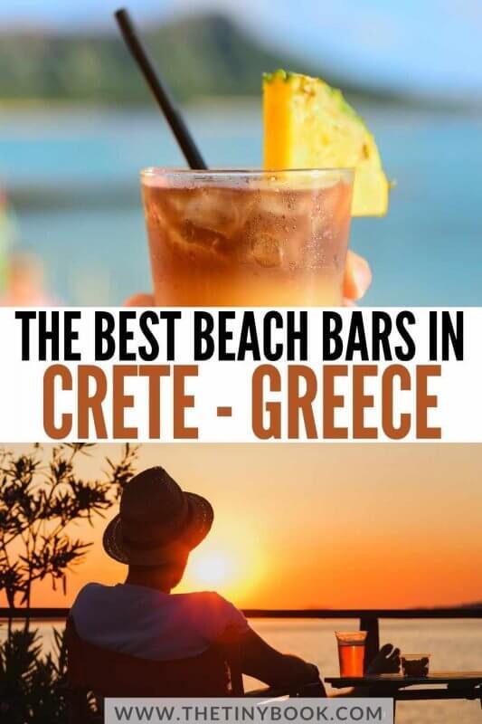 Fabulous Beach Bars in Crete, Greecebest beach bars in Crete