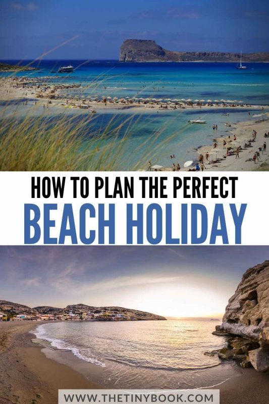 Tips to Plan the Perfect Beach Vacation