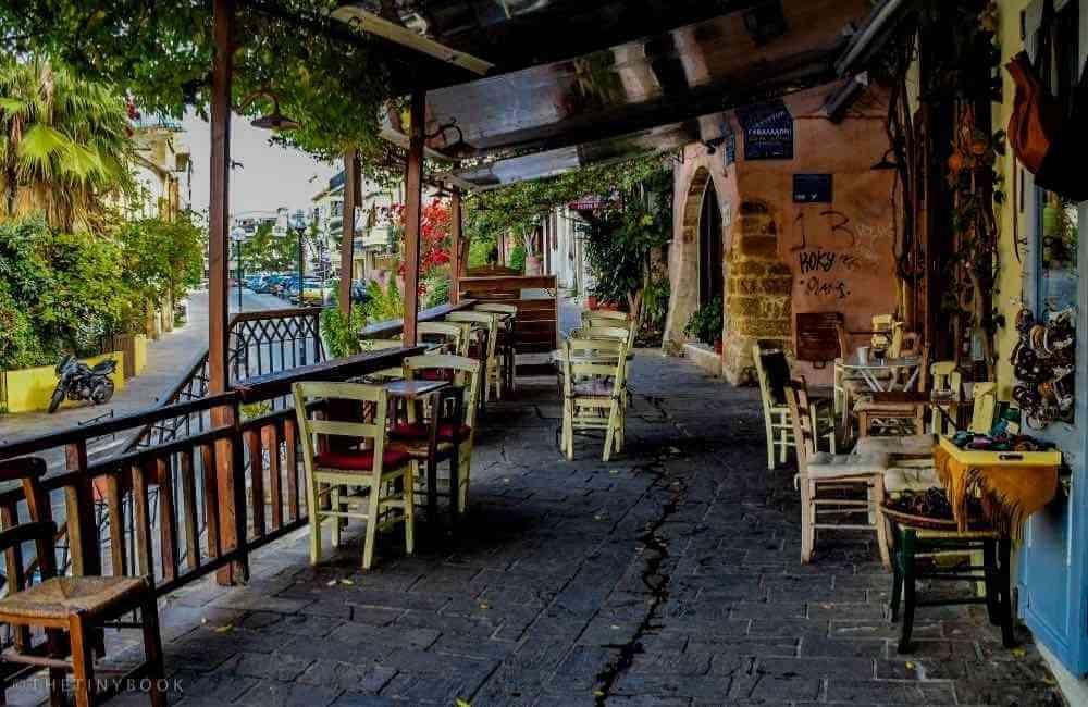 Best Coffee Shops in Chania, Crete