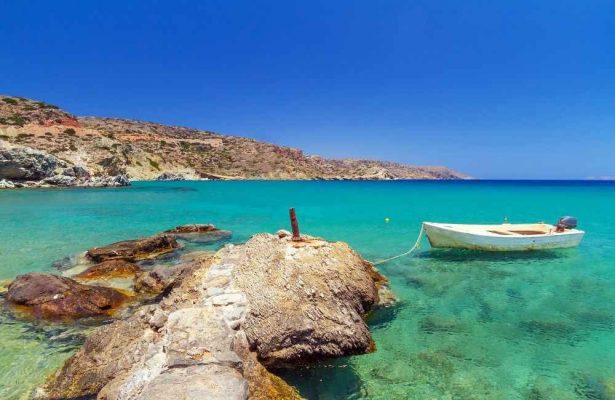 Greece - Crete - Vai Beach