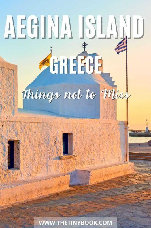 Perfect things to do on Aegina Island, Greece