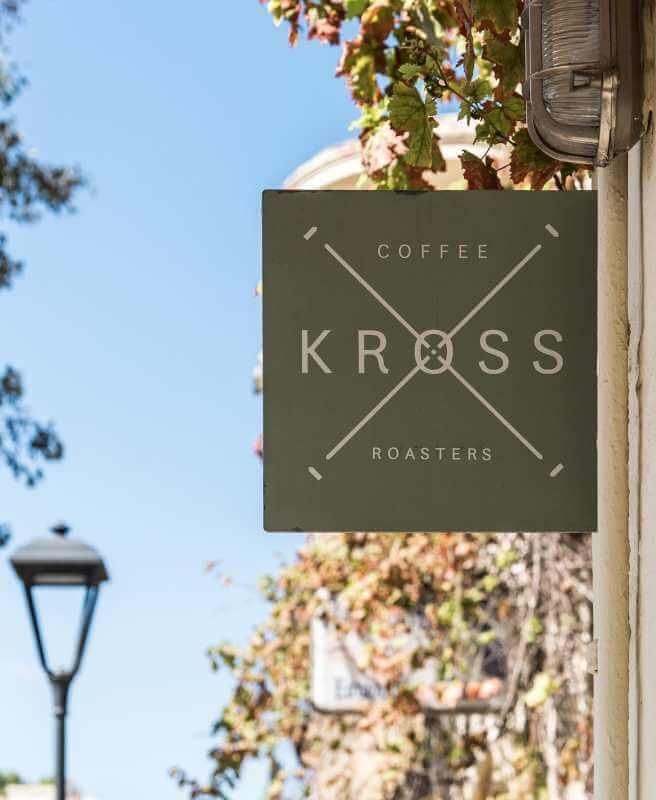 Kross Coffee Roasters Tzanakaki