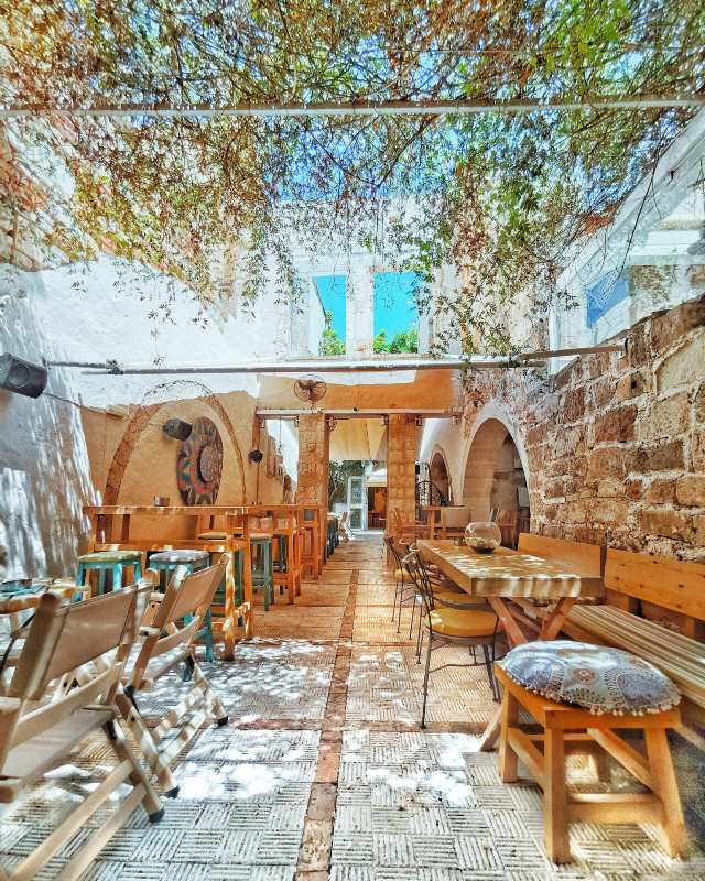 sinagogi coffee bar chania