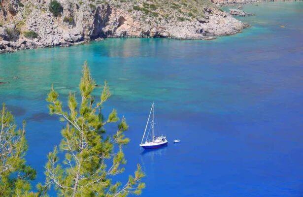 Boat Trips in Crete - Loutro