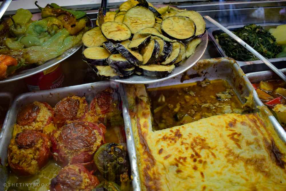 Food from crete