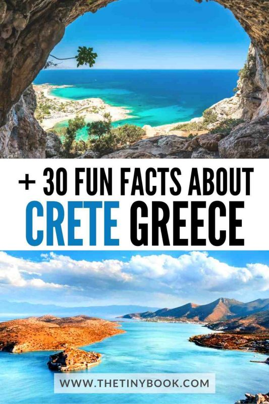 35 Unique things you didn't know about Crete