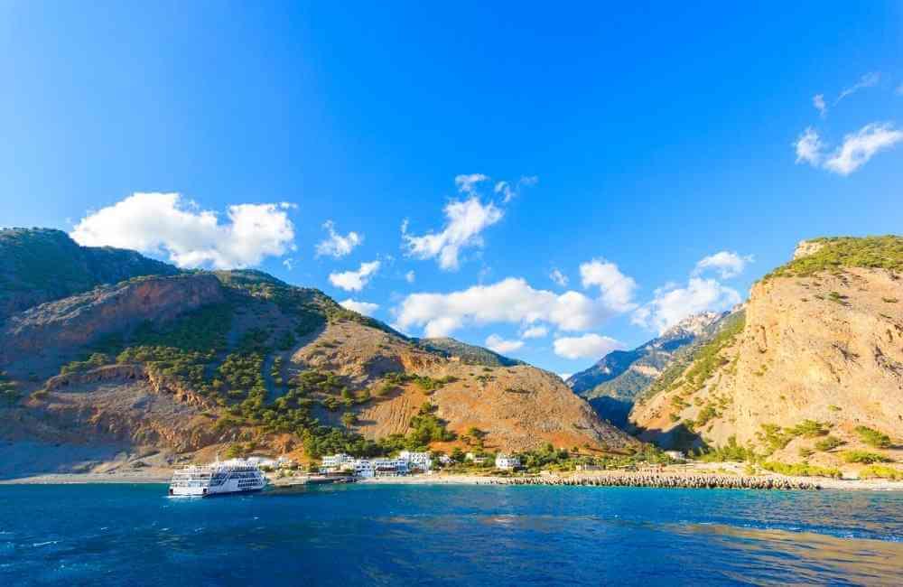 Gorge of Samaria - Agia Roumeli