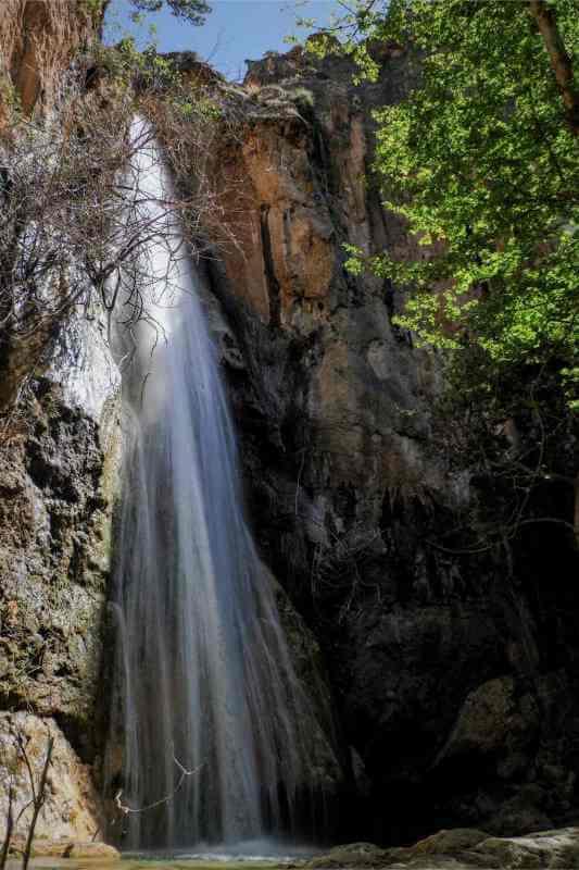 Gorges in Crete - Mylonas gorge