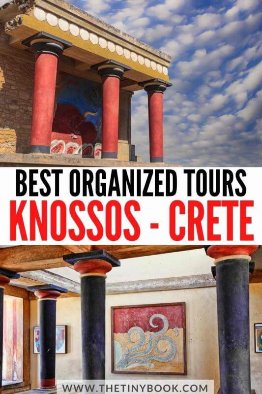 Best tours of Knossos Crete