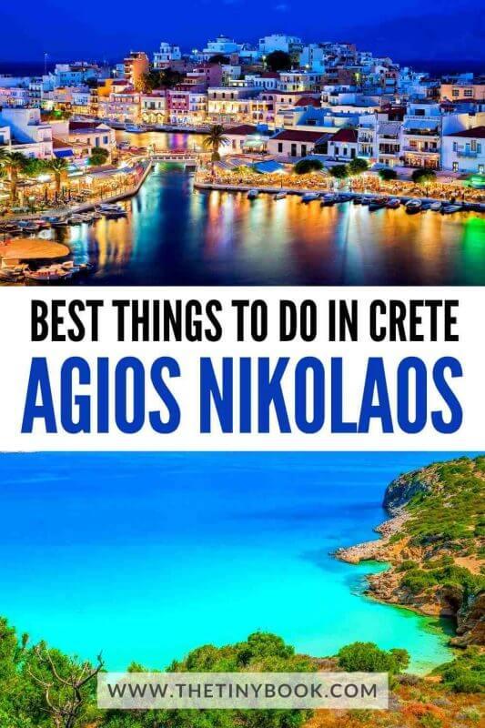 Top things to do in Agios Nikolaos, Crete