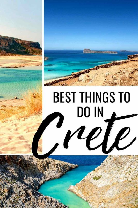 50 Great things to do in Crete, Greece