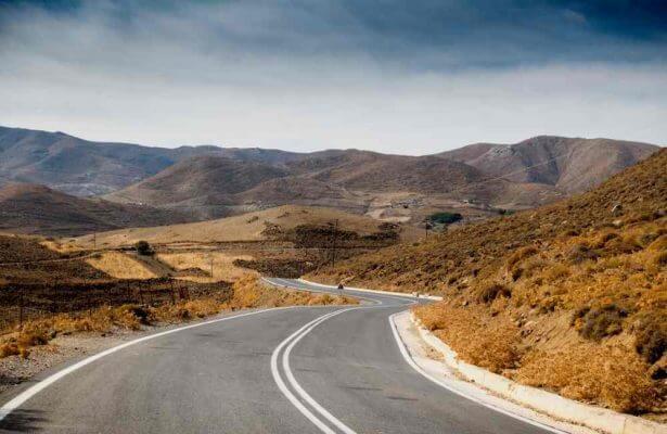 road, crete, travel in crete, how to travel crete