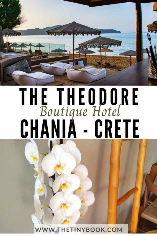 Chania Hotel Review: The Theodore Boutique Hotel
