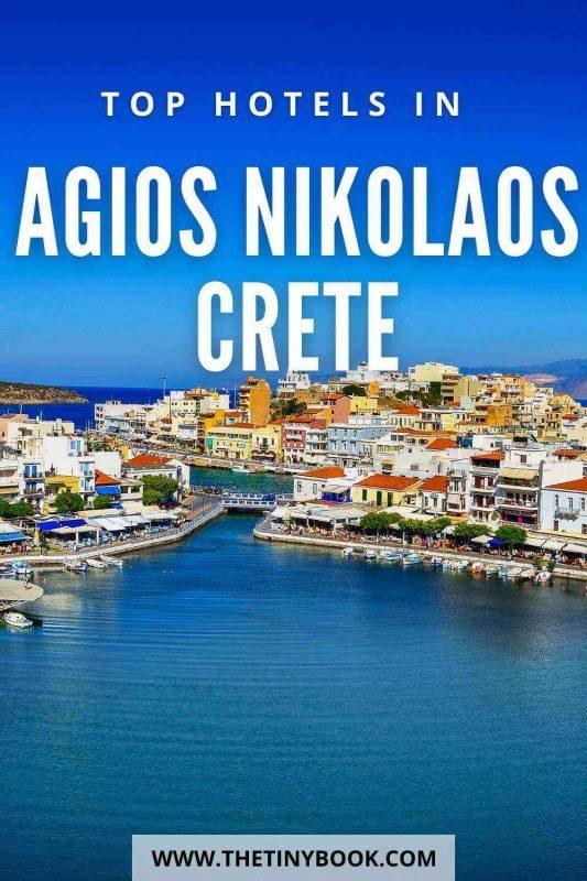 Best Hotels in Agios Nikolaos, Crete