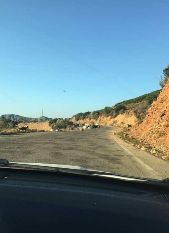 driving-from-elafonisi-to-falasarna