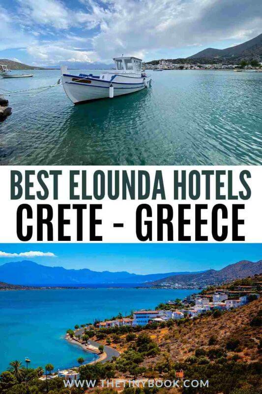 Elounda- Best Elounda Hotels - Crete