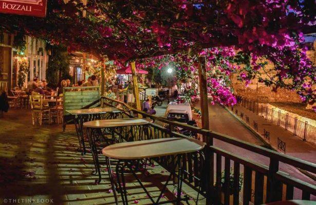 Greece- Crete - Chania Bars and Pubs