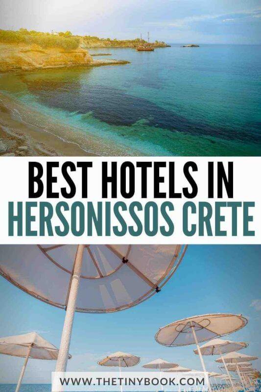 Best Hotels in Hersonissos, Crete