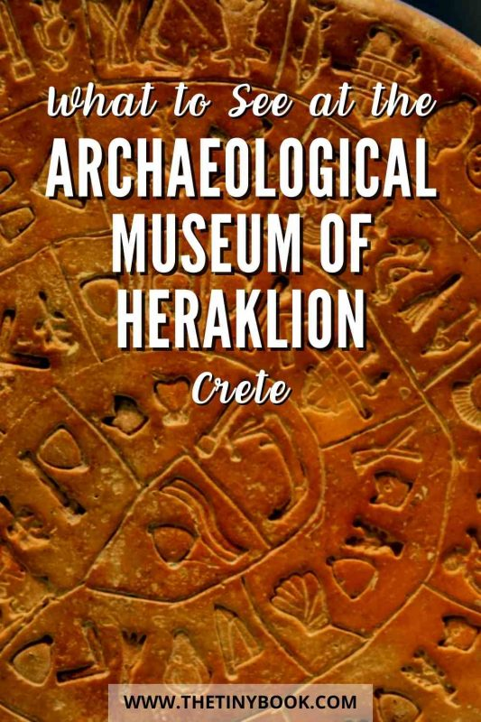 What to see at the Archaeological Museum of Heraklion, Crete
