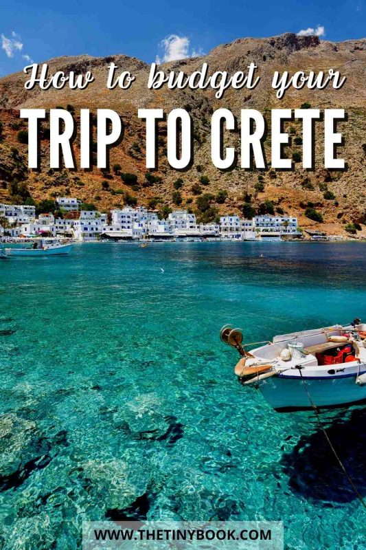 How to budget your trip to Crete