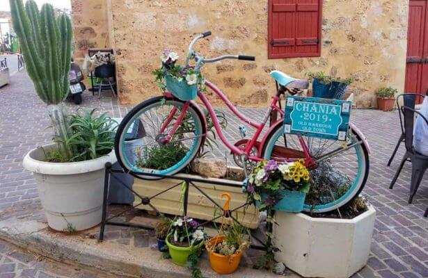 instagram places in crete