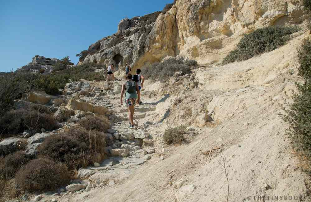 Travel tips for Crete: Hike the mountains