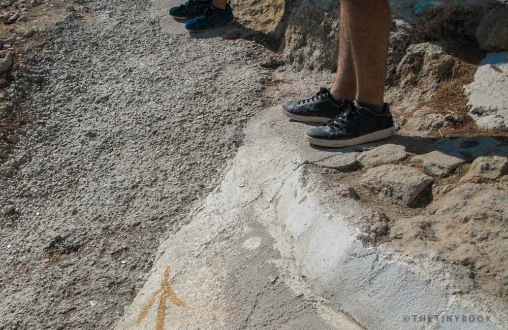 Travel tips for Crete: Wear comfortable shoes