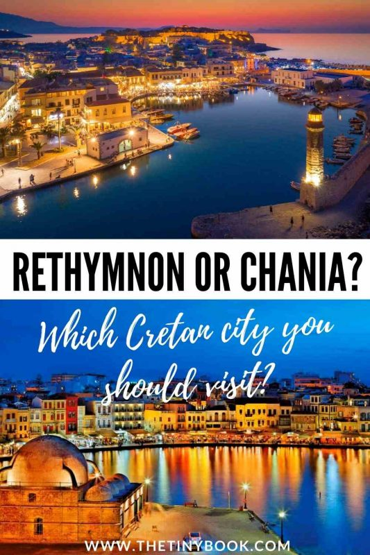 Which Cretan City is Right for You?